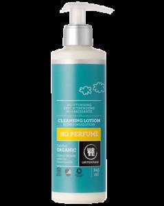 Urtekram Hydratační čisticí mléko bez parfemace BIO (245 ml)