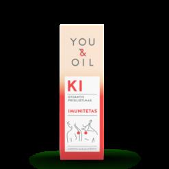 You & Oil KI Bioaktivní směs - Imunita (5 ml) - posílí proti nemocem