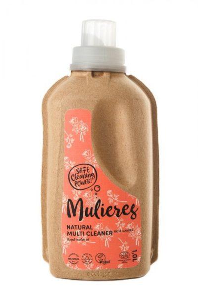 Mulieres Koncentrovaný univerzální čistič (1 l) - růžová zahrada