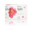 Naty Tampony Regular (18 ks) - 100% z biobavlny