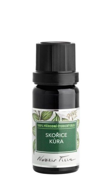 Nobilis Tilia Éterický olej - skořice (10 ml) - silně prohřívá a posiluje srdeční činn.