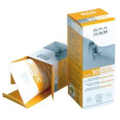 Eco Cosmetics Opalovací krém SPF 30 BIO (75 ml) - 100% přírodní