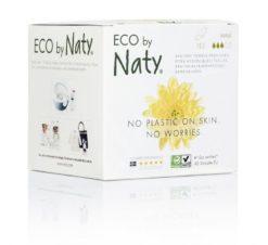 Naty Denní vložky - normal (15 ks) - 100% přírodní materiál