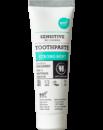 Urtekram Zubní pasta s mátou Sensitive BIO (75 ml) - se silnou mátovou příchutí