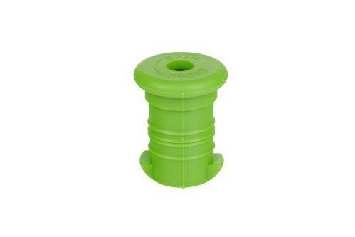 Zdravá lahev Náhradní zátka - zelená - kompatibilní s jakoukoli zdravou lahví