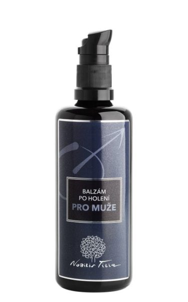 Nobilis Tilia Balzám po holení (100 ml) - s unikátním tamanu olejem