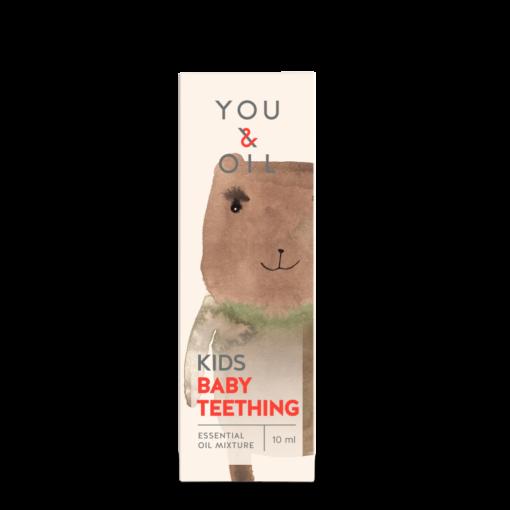 You & Oil KIDS Bioaktivní směs pro děti - Zoubky (10 ml) - uleví od bolesti