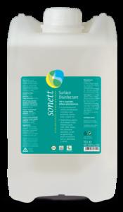 Sonett Dezinfekční čistič na různé druhy povrchů (10 l)