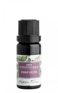 Nobilis Tilia Směs éterických olejů - Zimní večer (10 ml) - pro pohodovou atmosféru
