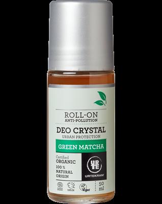 Urtekram Deodorant roll-on Green Matcha BIO (50 ml)