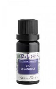 Nobilis Tilia Éterický olej - BIO levandule (10 ml) - protizánětlivý a uklidňující