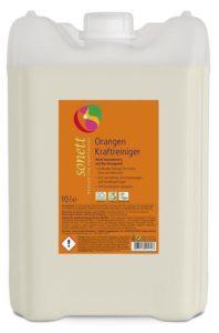 Sonett Pomerančový intenzivní čistič (10 l) - i na zažranou špínu a mastnotu