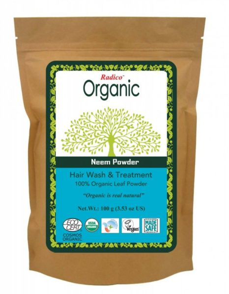Radico Bylinná kúra BIO (100 g) - Neem - přírodní antibiotikum pro vlasy