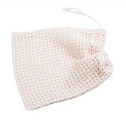Casa Organica Síťovinový sáček - mini (1 ks) - z biobavlny