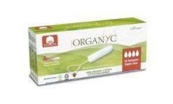 Organyc Tampony Super Plus (16 ks) - 100% z biobavlny