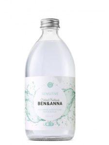 Ben & Anna Ústní voda pro citlivé zuby Sensitive (500 ml)