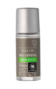 Urtekram Deodorant roll-on s eukalyptem BIO (50 ml) - nezanechává bílé stopy