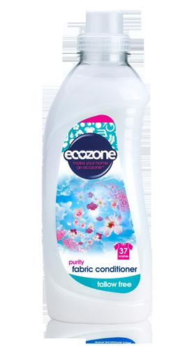 Ecozone Aviváž Purity - vůně čistého prádla (1 l) - bez obsahu živočišného loje