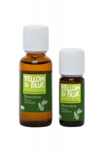 Yellow&Blue Borovicová silice (30 ml) - přírodní éterický olej