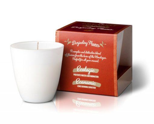 The Greatest Candle Vonná svíčka ve skle (130 g) - květ darjeelingu