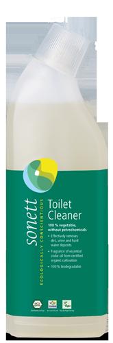 Sonett WC čistič cedr a citronela BIO (750 ml) - s bio éterickými oleji