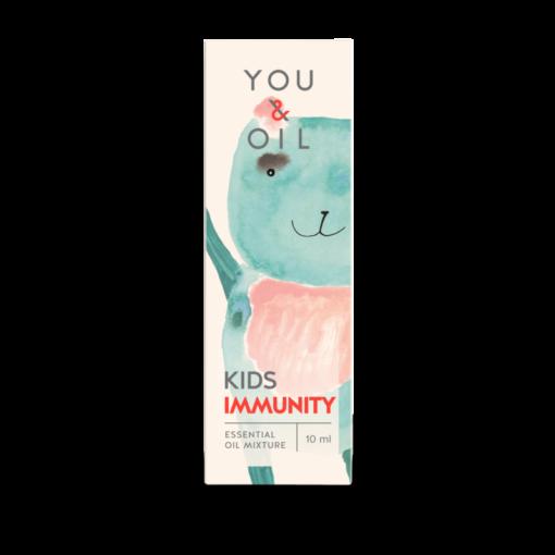You & Oil KIDS Bioaktivní směs pro děti - Imunita (10 ml) - posílí proti nemocem
