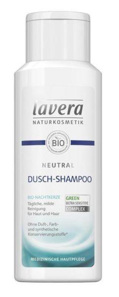 Lavera Sprchový gel a šampon Neutral BIO (200 ml)