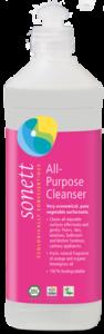 Sonett Univerzální čistič (500 ml) - s jemnou vůní citronové trávy