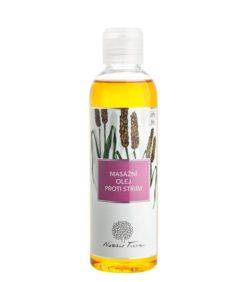 Nobilis Tilia Masážní olej proti striím BIO (200 ml) - zlepšuje pružnost pokožky