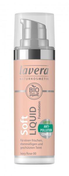 Lavera Lehký tekutý make-up (30 ml) - slonová kost