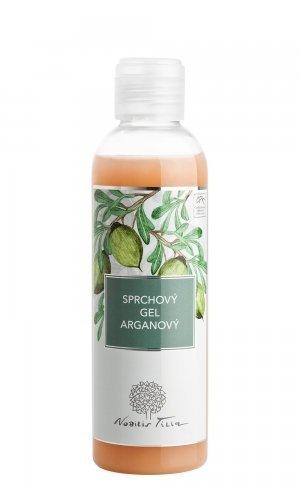 Nobilis Tilia Sprchový gel arganový (200 ml) - s okouzlující vůní léta