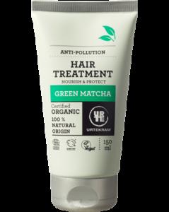 Urtekram Maska na vlasy Green Matcha (150 ml) - vyživuje a chrání
