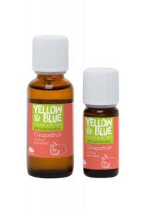 Yellow&Blue Grapefruitová silice (30 ml) - přírodní éterický olej