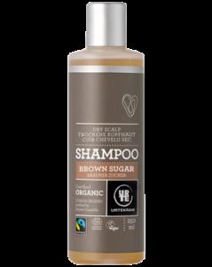 Urtekram Šampon s hnědým cukrem (250 ml) - bio