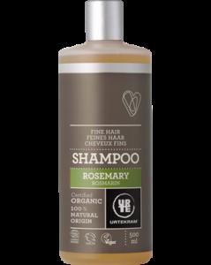 Urtekram Rozmarýnový šampon pro jemné vlasy BIO (500 ml)