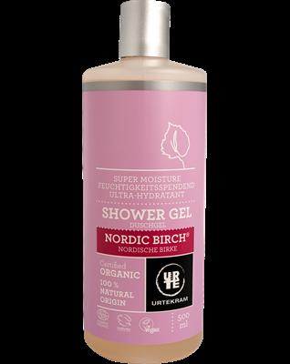 Urtekram Ultrahydratační sprchový gel - severská bříza BIO (500 ml)