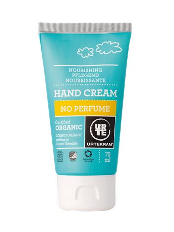 Urtekram Vyživující krém na ruce bez parfemace BIO (75 ml)