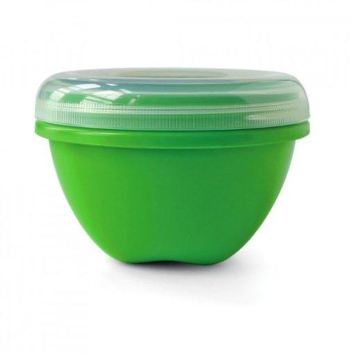Preserve Svačinový box (750 ml) - zelený - ze 100% recyklovaného plastu