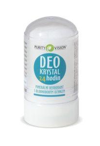 Purity Vision Deokrystal (60 g) - 100% přírodní deodorant