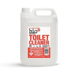 Bio-D WC čistič (5 l) - bez chlóru a přesto účinný