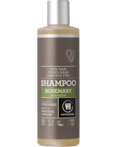 Urtekram Rozmarýnový šampon pro jemné vlasy BIO (250 ml)