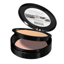 Lavera Pudrový make-up 2v1 (10 g) - med