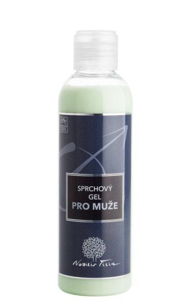 Nobilis Tilia Sprchový gel pro muže (200 ml) - s avokádovým olejem