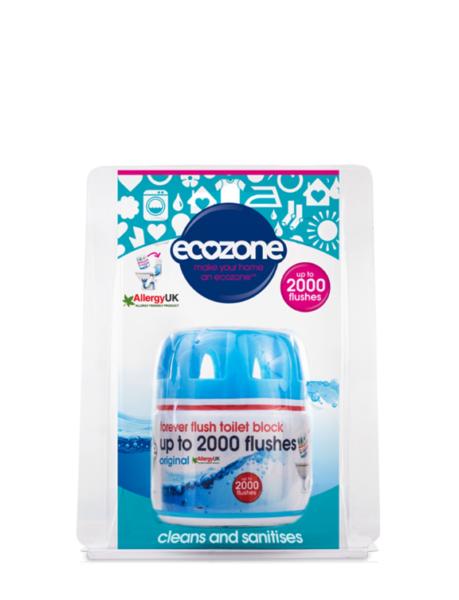 Ecozone Osvěžovač a čistič WC - vydrží až 2.000 spláchnutí