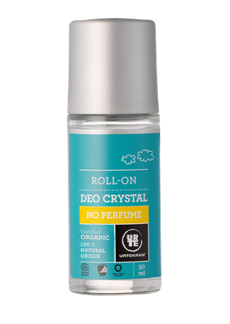 Urtekram Deodorant roll-on bez parfemace BIO (50 ml) - s aloe vera