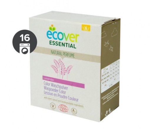 Ecover Essential Prací prášek na barevné prádlo (1