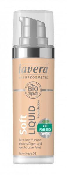 Lavera Lehký tekutý make-up (30 ml) - písková