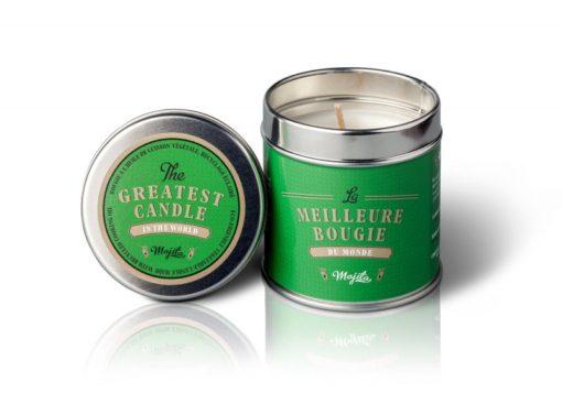 The Greatest Candle Vonná svíčka v plechovce (200 g) - mojito