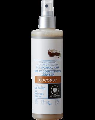 Urtekram Hydratační kokosový kondicionér ve spreji BIO (250 ml)