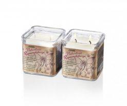 Stuwa Svíčka se dvěma knoty ve skle (210 g) (1 ks) - vanilka - dva knoty = dvojnásobná pohoda